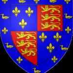 Edmund Tudor's arms