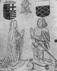 Anne_of_York_and_Sir_Thomas_St._Leger
