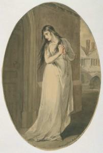Actress Sarah Siddons as Jane Shore