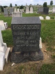 George grave